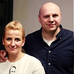 Jacek i Asia Dziekańscy