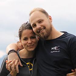 Paweł i Kasia Krzyżoszczak