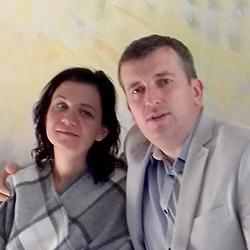 Tomasz i Estera Szczech